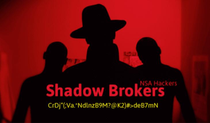 Hello Darkness My Old Friend: Shadow Brokers Release Passwords